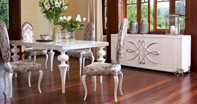 Estilos y tendencias vintage muebles saskia for Decoracion de salones vintage