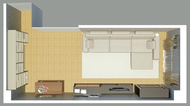 Proyectos muebles saskia for Muebles saskia