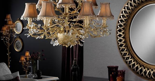 Objetos decorativos decoraci n cl sico muebles saskia en for Objetos decoracion