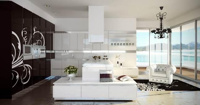 Ambientes de Cocinas y Baños Cocinas