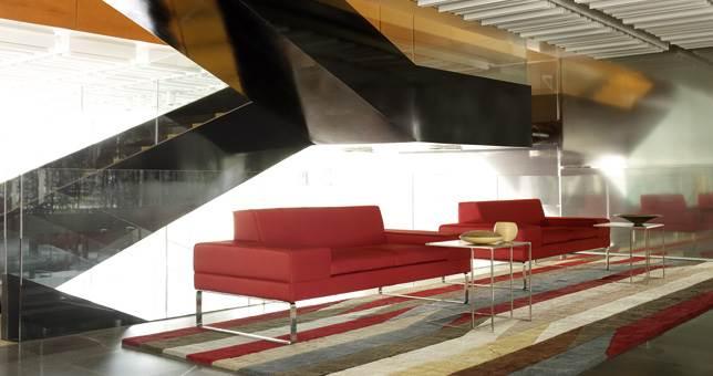 Ambientes de Contract Sofás y sillones