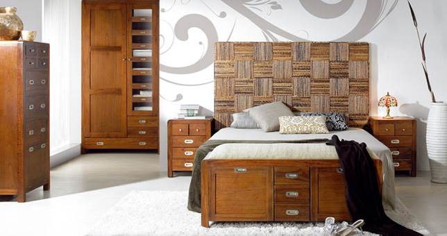 Flash muebles saskia en pamplona - Muebles tipo colonial ...