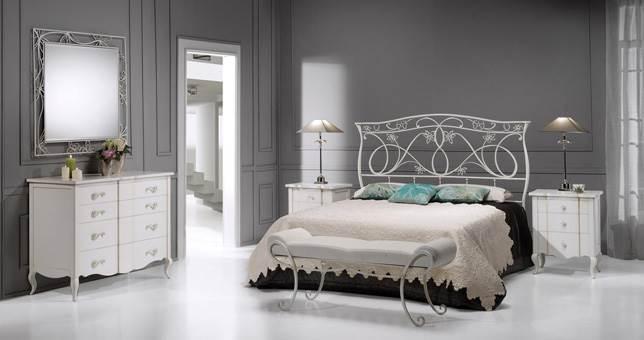 Ambientes de Dormitorio Forja
