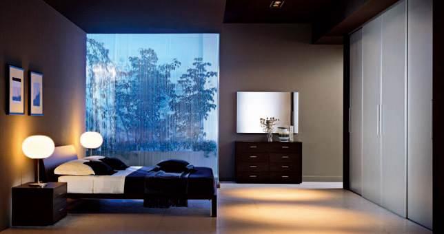 Ambientes de Dormitorio Moderno