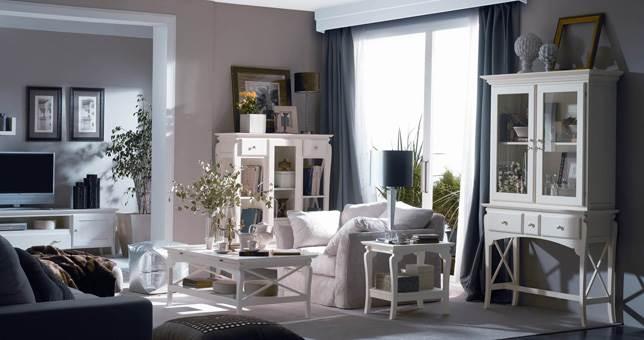 Mediterr neo muebles saskia en pamplona - Muebles estilo mediterraneo ...