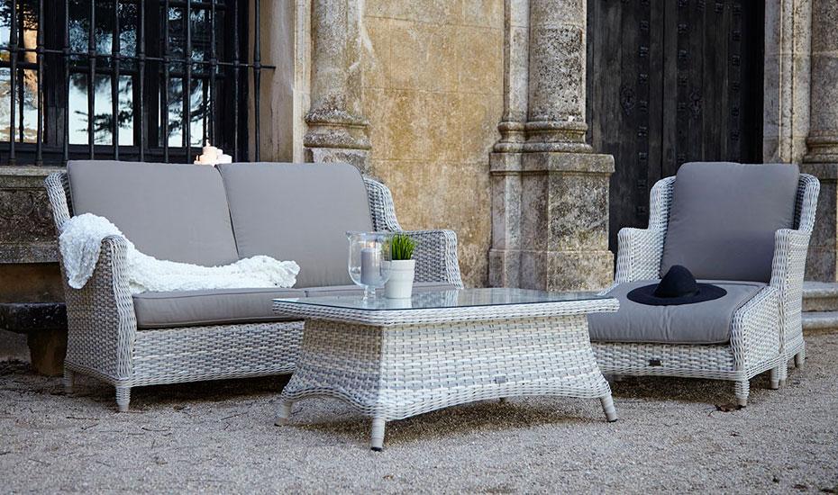 Muebles de jard n muebles saskia for Muebles jardin valencia