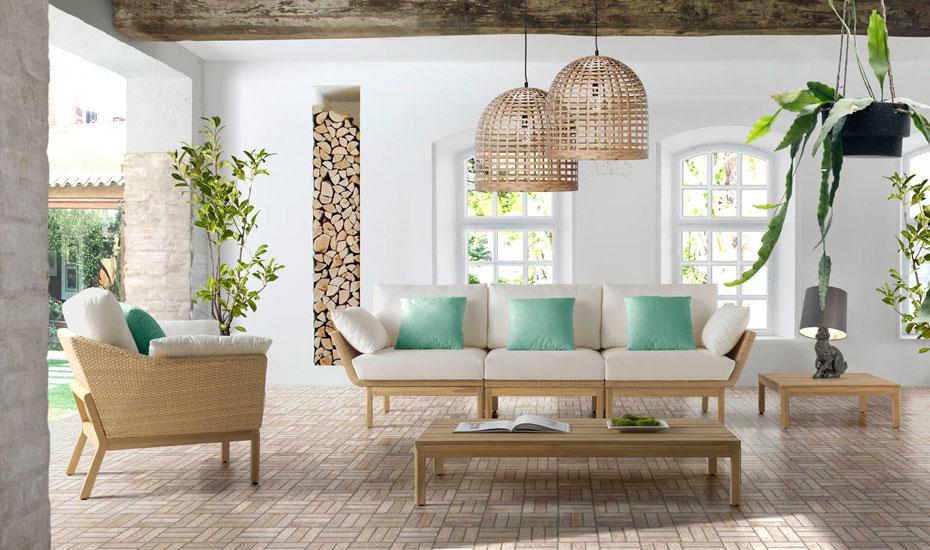 Muebles de jard n muebles saskia - Muebles terraza valencia ...