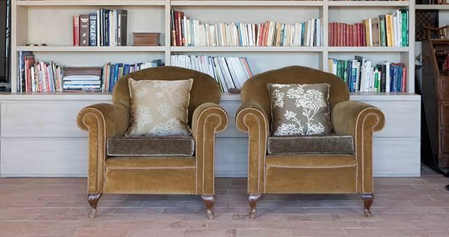Sillones sof s muebles saskia en pamplona - Tapicerias en pamplona ...