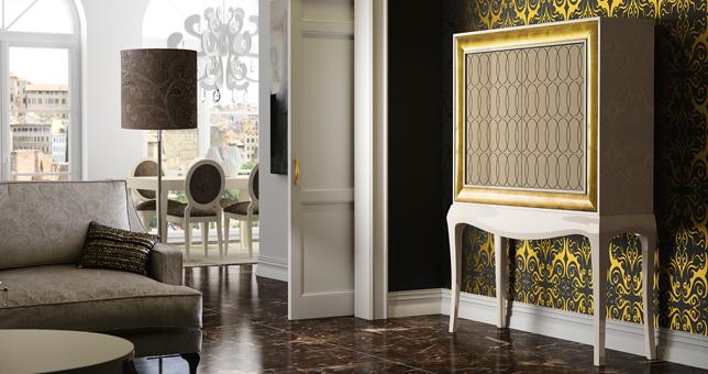 Muebles de bar auxiliar muebles saskia en pamplona for Muebles pamplona
