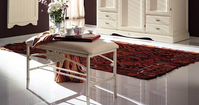 Banquetas dormitorio muebles saskia en pamplona - Banquetas dormitorio ...