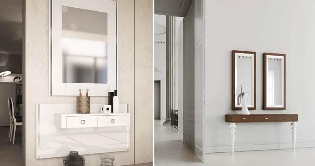 Recibidores auxiliar muebles saskia en pamplona - Sillones para recibidores ...