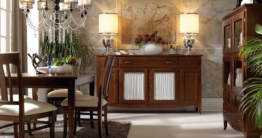 Comedor contempor neo fontana 35 muebles saskia en pamplona for Decoracion comedor clasico
