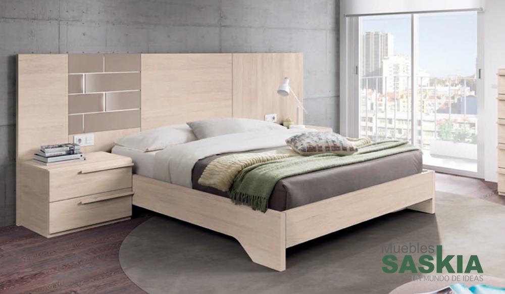 Dormitorio moderno, 303 ambiente actual