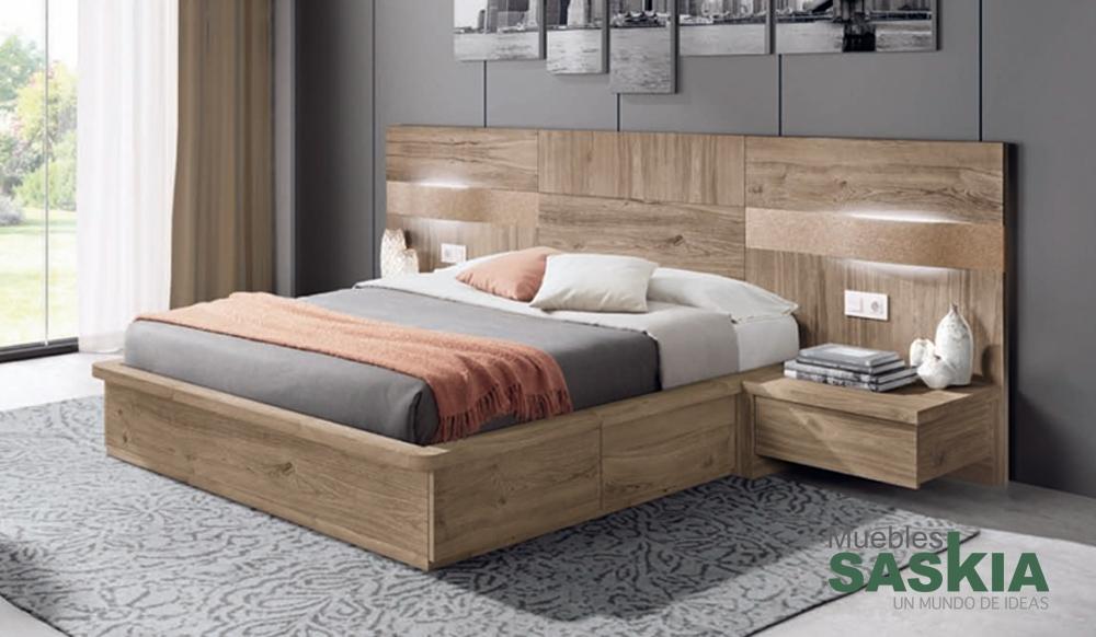 Dormitorio moderno, 306 ambiente actual