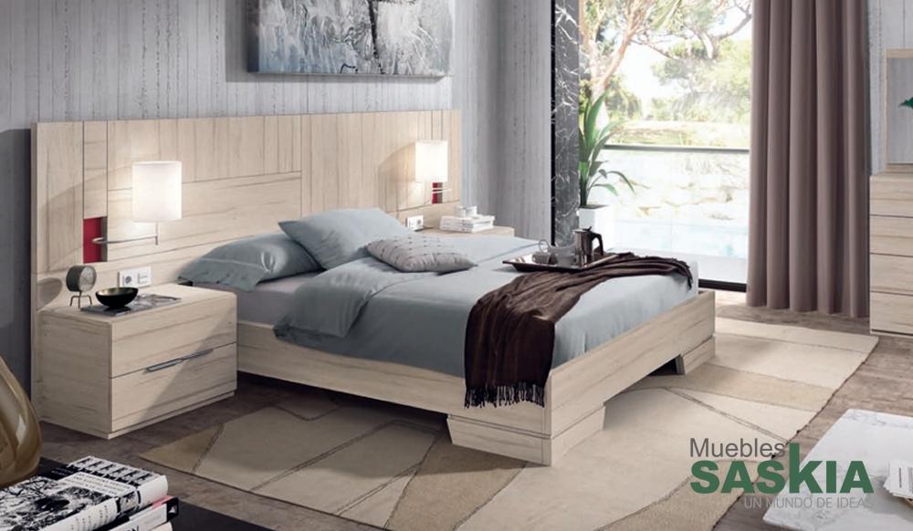 Dormitorio moderno, 309 ambiente actual
