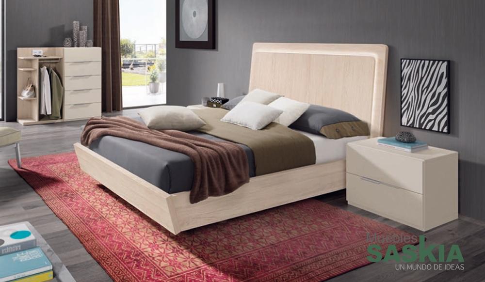 Dormitorio moderno, 319 ambiente actual