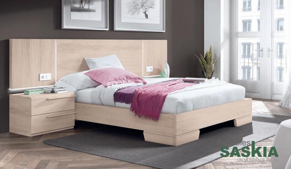 Dormitorio moderno, 323 ambiente actual