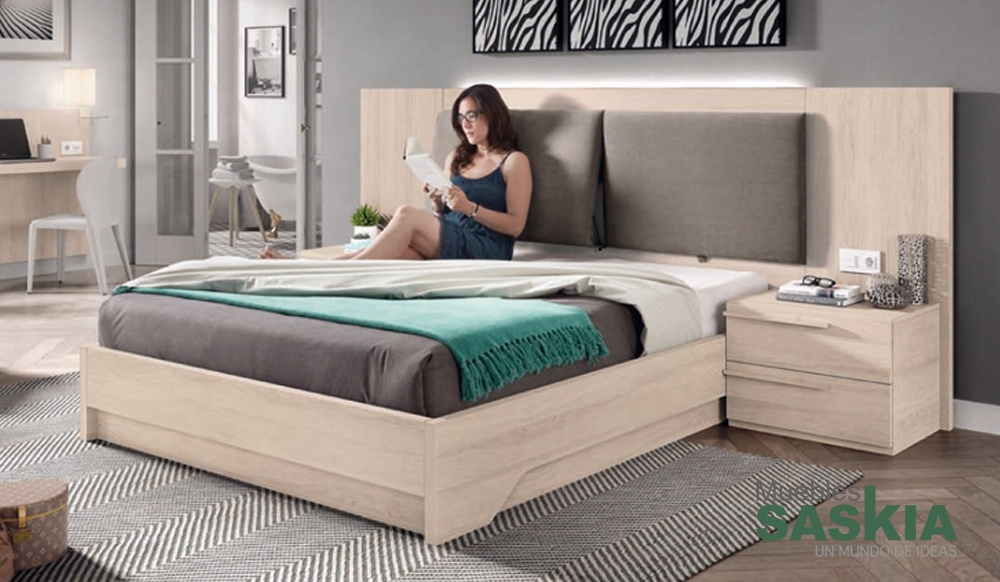 Dormitorio moderno, 32 ambiente actual