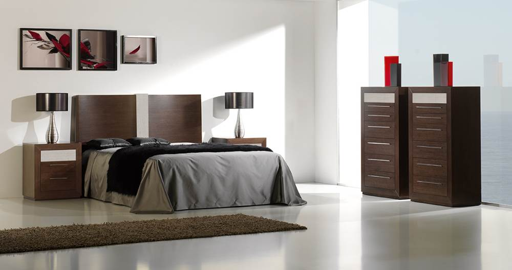 Dormitorio duomo 554 muebles saskia en pamplona - Dormitorios juveniles pamplona ...
