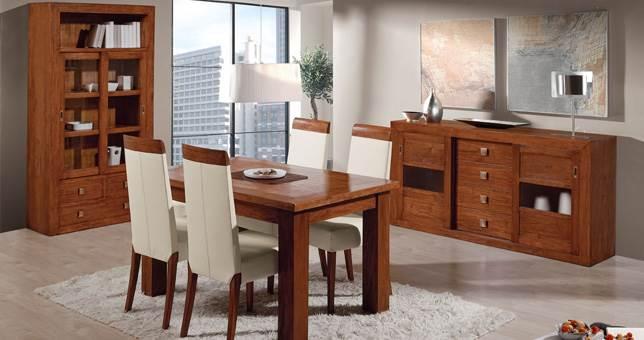Comedor decora teka 24 muebles saskia en pamplona for Como abrir un comedor comunitario