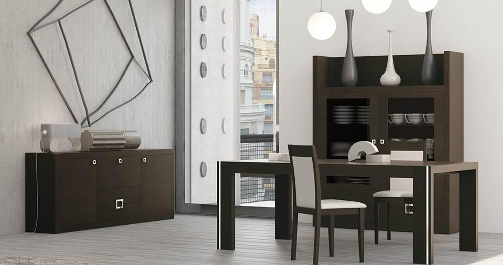 Comedor trevi 119 muebles saskia en pamplona - Aparadores modernos para comedor ...