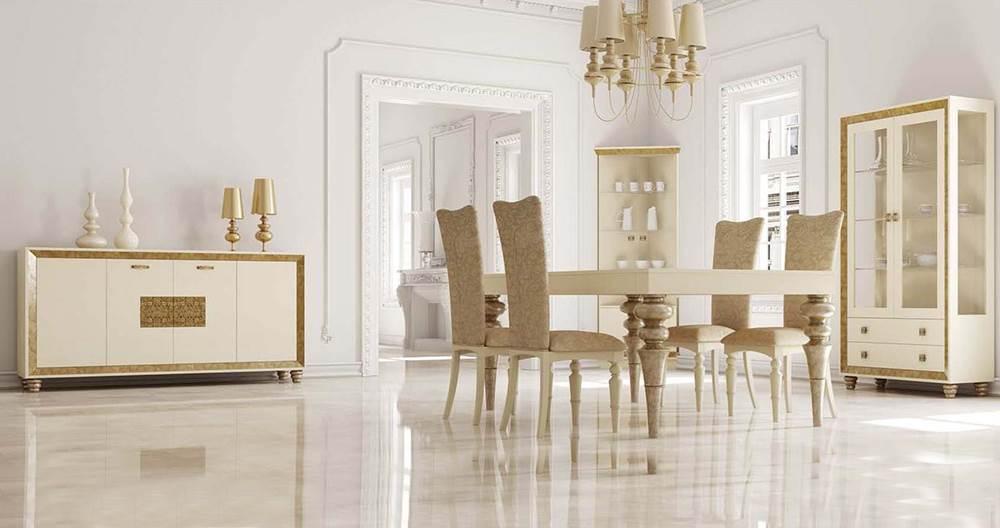 Comedor venezia 33 muebles saskia en pamplona - Muebles vintage modernos ...