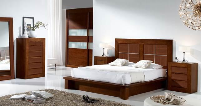 Dormitorio l neas 48 muebles saskia en pamplona - Ambientes de dormitorios ...