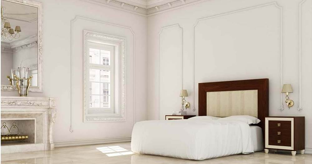 Dormitorio venezia 203 muebles saskia en pamplona - Dormitorios juveniles pamplona ...