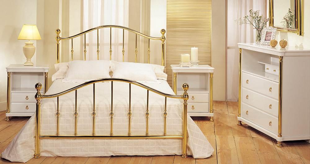 Dormitorio vittoria lat n 43 muebles saskia en pamplona - Cabeceros de forja en sevilla ...