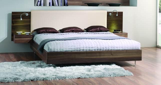 Dormitorio gober 311 muebles saskia en pamplona for Mesillas suspendidas