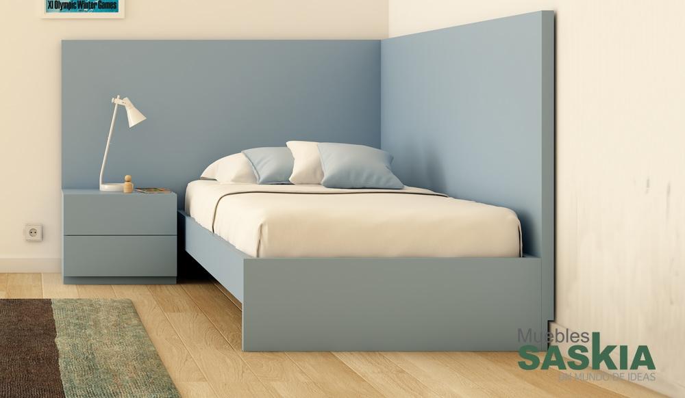 Dormitorio Juvenil Contempor Neo Muebles Saskia En
