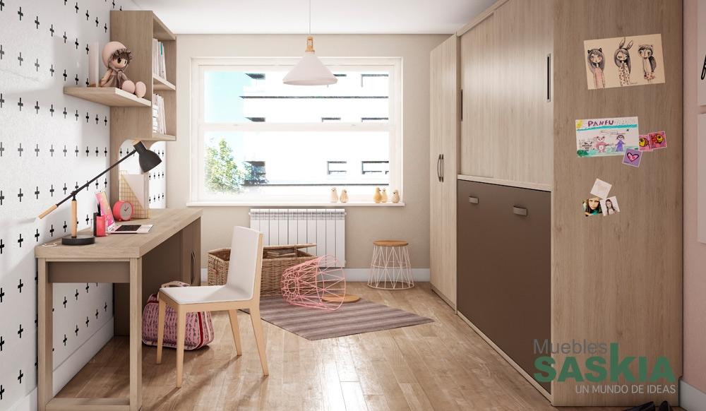 Muebles juveniles dise o moderno muebles saskia en pamplona - Dormitorios juveniles pamplona ...