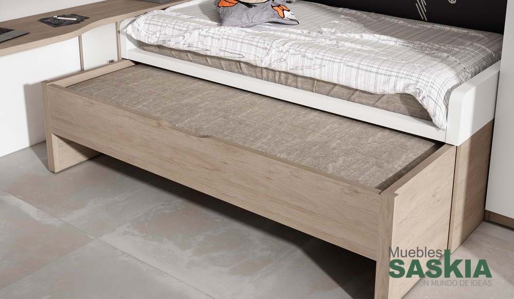 Composici N Juvenil De Dormitorio Muebles Saskia En Pamplona