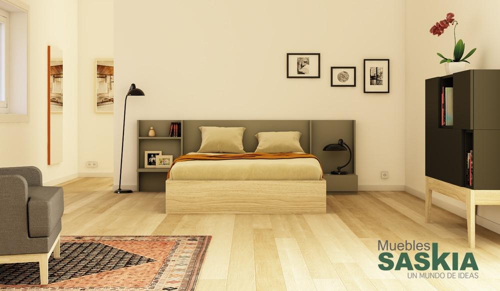 Composición de  dormitorio, Tendencias