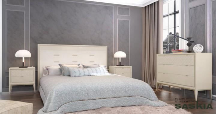 Ambiente De Dormitorio Samb31.