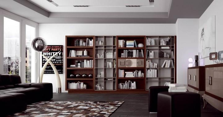 Biblioteca bauhaus 42 muebles saskia en pamplona for Estanteria bano bauhaus