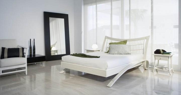 Dormitorio Rattan 72