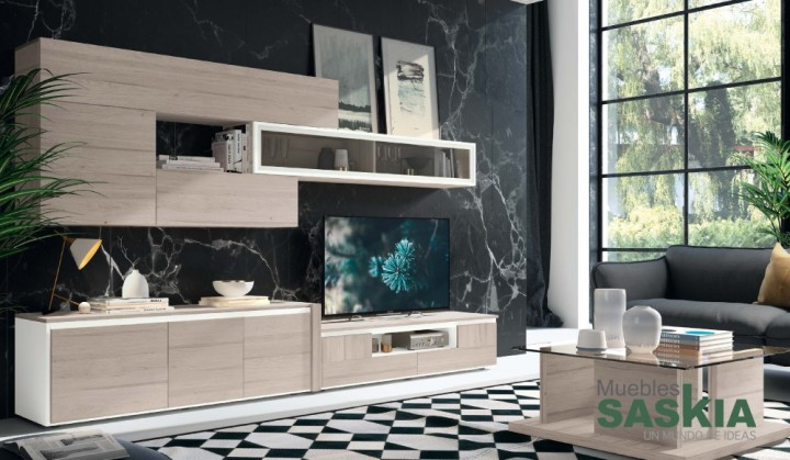 Composición de salón moderno, rosamor 11