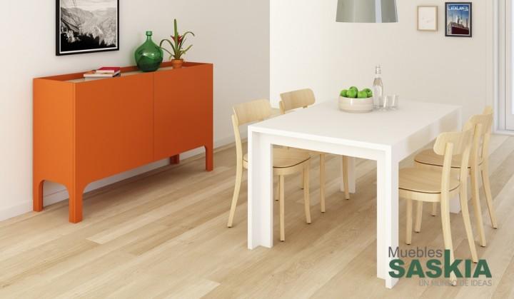 Conjunto de muebles para comedor decornouveau muebles for Conjunto muebles comedor