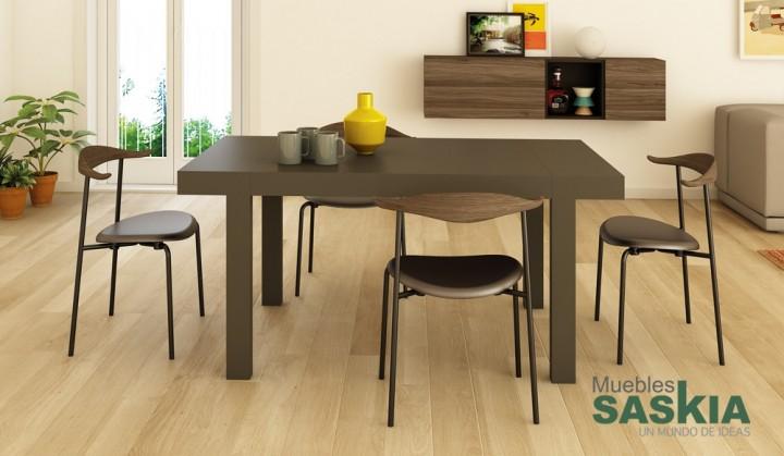 Muebles para comedor actual muebles saskia en pamplona for Actual muebles
