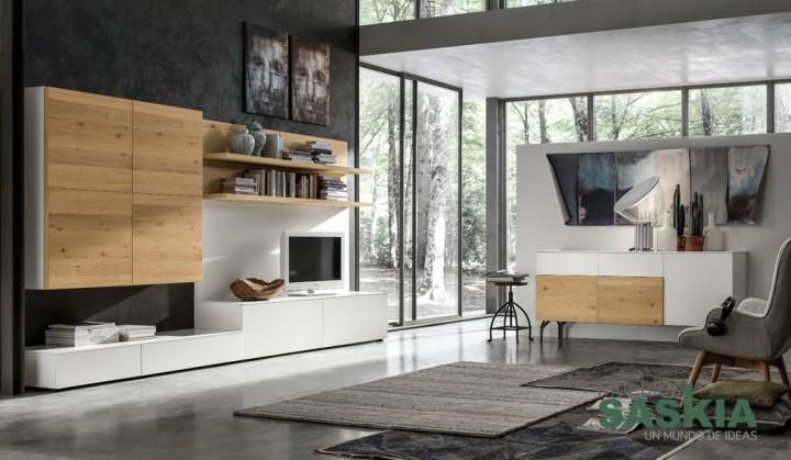 Revolucionario muebles de salón