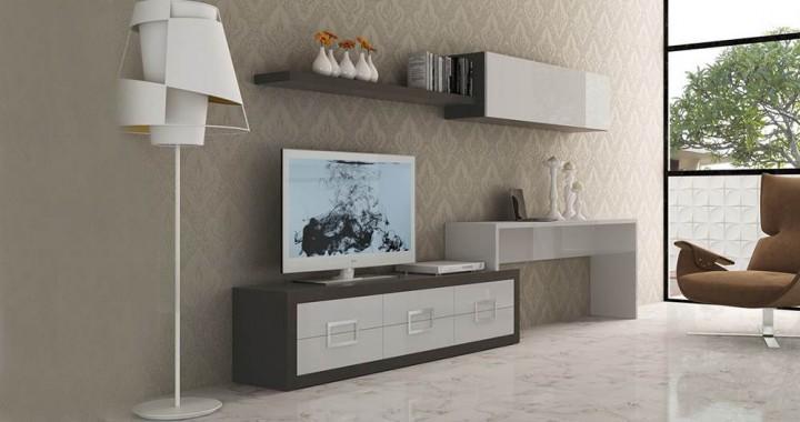 Sal n trevi 117 muebles saskia en pamplona for Escritorios para salon