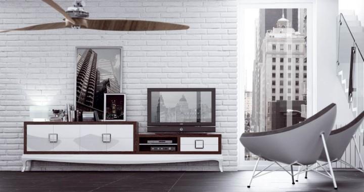 Sal n bauhaus 32 muebles saskia en pamplona for Bauhaus mueble zapatero