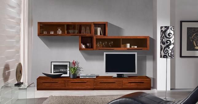 Muebles en teka for Muebles importados uruguay