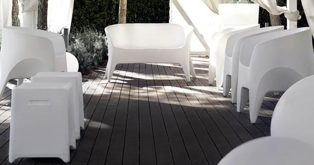 Zona descanso exterior 264 | Muebles Saskia en Pamplona