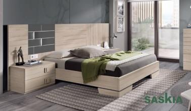 Dormitorio moderno, 301 ambiente actual