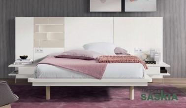 Dormitorio moderno, 302 ambiente actual
