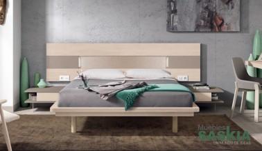 Dormitorio moderno, 316 ambiente actual