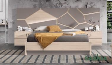 Dormitorio moderno, 326 ambiente actual