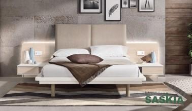 Dormitorio moderno, 34 ambiente actual